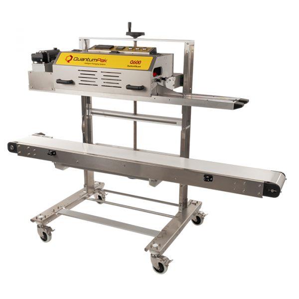 QuantumPak 600C Bag Sealer with Conveyor